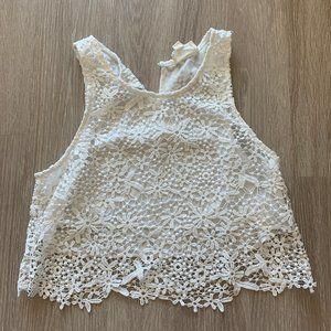 Lace Croptop